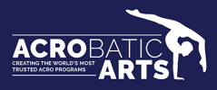 The Acrobatic Arts logo.