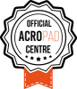 Official ACROPAD Centre logo.