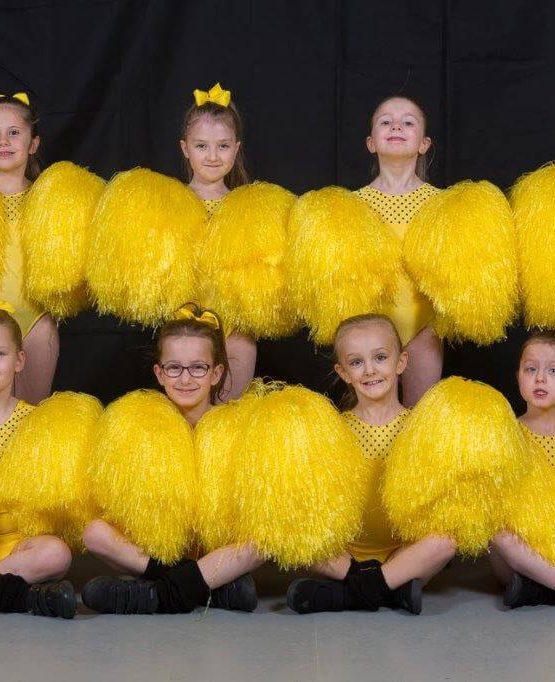 Cheerleading classes.